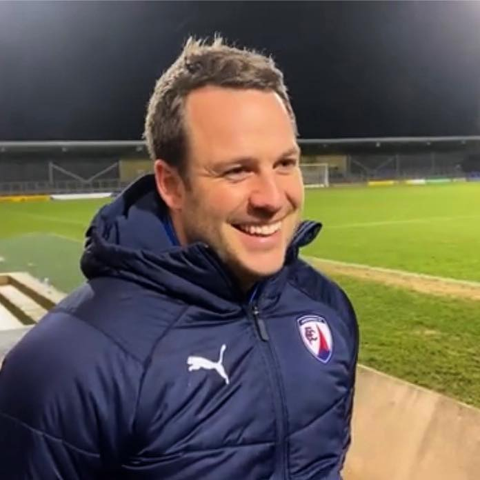 James Rowe, CFC Manager